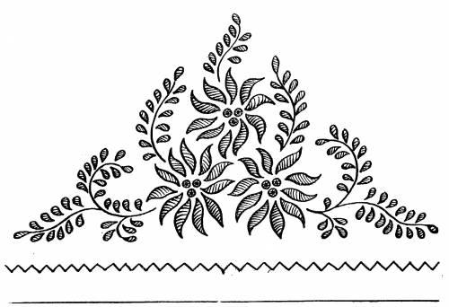 рисунки для вышивания гладью